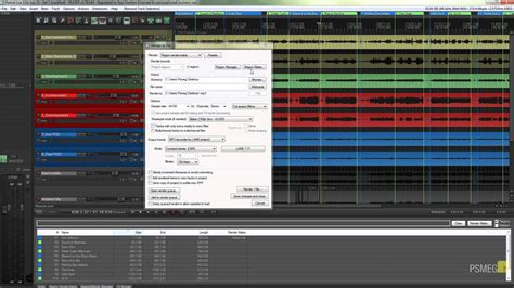 youtube tutorial reaper reaper tutorial rendering multiple tracks at once youtube