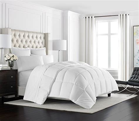 Heavyweight Comforter by Beckham Hotel Collection Heavyweight Luxury Goose