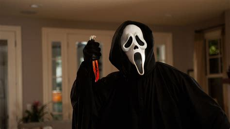 Ghostface Film | horror villain of the week ghostface everything action