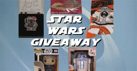 Star Wars Giveaway - home gbreviews