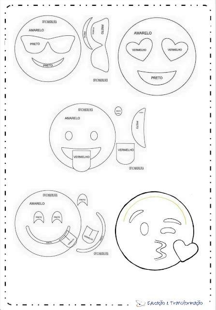 Eu Amo Artesanato: Vidro Decorado de Emojis com Passo a Passo