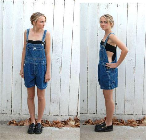 Gamis Calvin Denim by Vintage 90s Ck Calvin Klein Denim Overalls Size M Jean