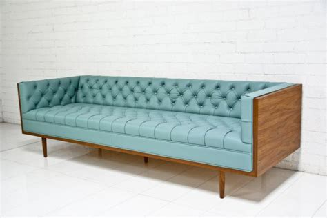 pale blue sofa www roomservicestore com koening sofa in pale blue leather