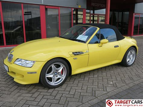 used bmw roadster used 2000 bmw z3m roadster m roadster for sale in es