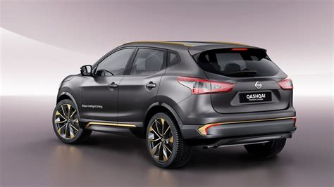 nissan dualis nissan thinks premium qashqai edition can attract bmw x1