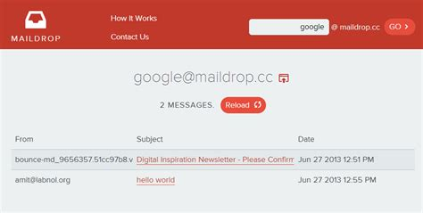 Email Disposable | generate disposable email addresses that do not expire