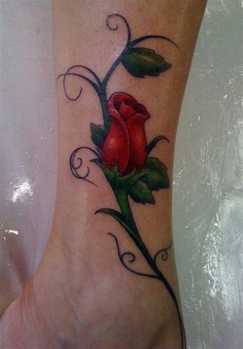 what goes good with rose tattoos gorgeous tattoos which will make you go in no time