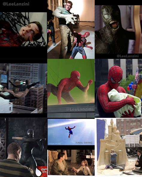 spider man final swing spider man 3 deleted scenes by wemakeyoulaughfilms on