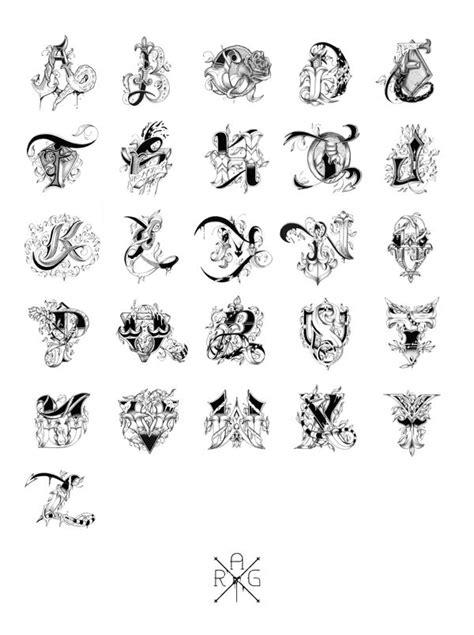 love letters  raul alejandro tattoo lettering fonts