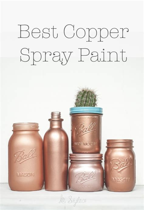 gold spray paint paint colors copper and colors
