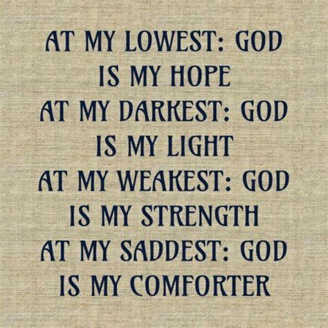 you are my comforter god is words of strength and encouragement pinterest