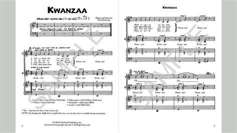 kwanzaa musick8 com singles reproducible kit youtube