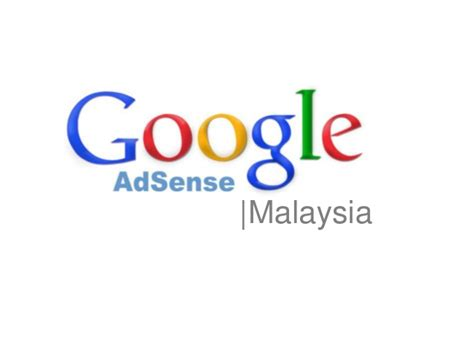 Adsense Malaysia | google adsense malaysia