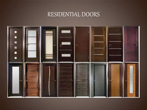 Bedroom Lock doors ppt