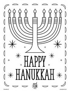 coloring pages for hanukkah hannukah printable coloring page honest to nod