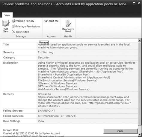 sharepoint administrator resume sle sharepoint administrator resume