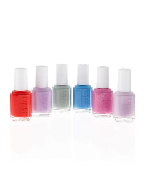 Nail Month At Blogdorf Goodman by Essie Trend Nail Collection