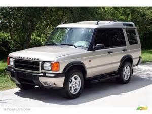 2000 white gold land rover discovery ii 16105553