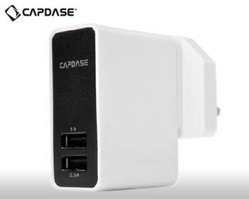 Charger Quartet Usb Power Adapter Capdase Porto V4 42 capdase wall charger dual usb power adapter o r2 toko