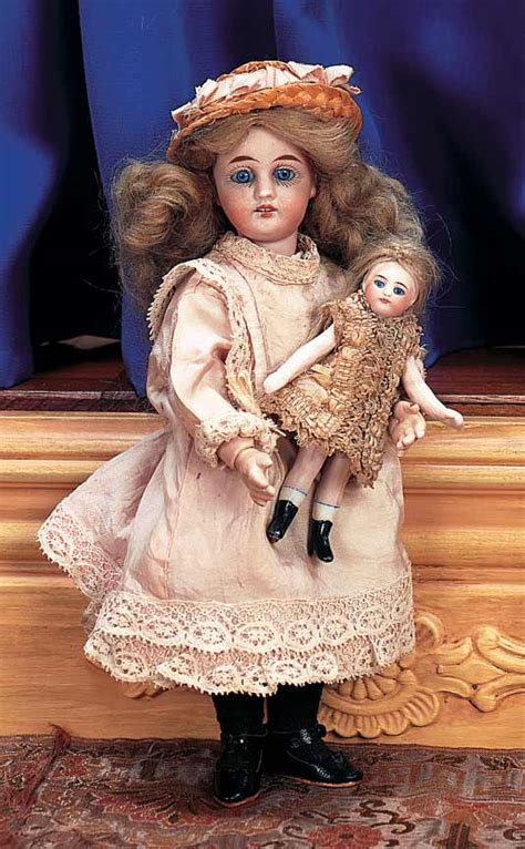 what is a bisque doll puppen spielzeug museum 14 german bisque miniature doll