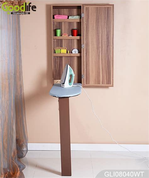 Startseite Bügeln entfernt Möbel Wand montiert gespiegelt Bügelbrett Schrank