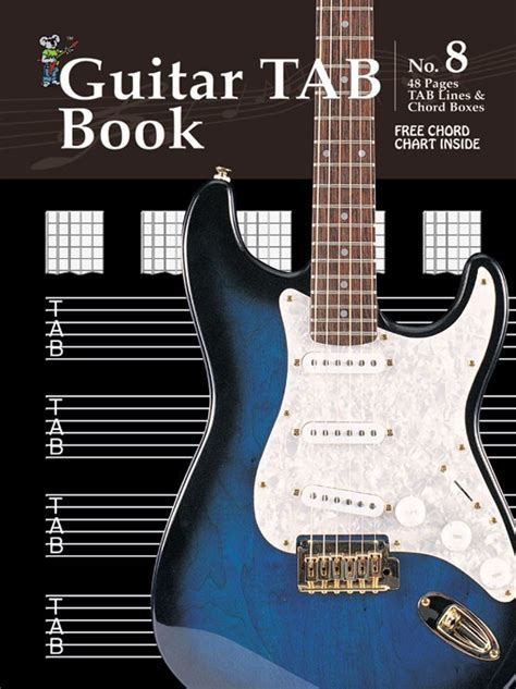 learn to play the guitar 2 manuscripts a step by step guide for beginners how to play and improvise blues and rock solos books staff paper progressive manuscript book 8 guitar