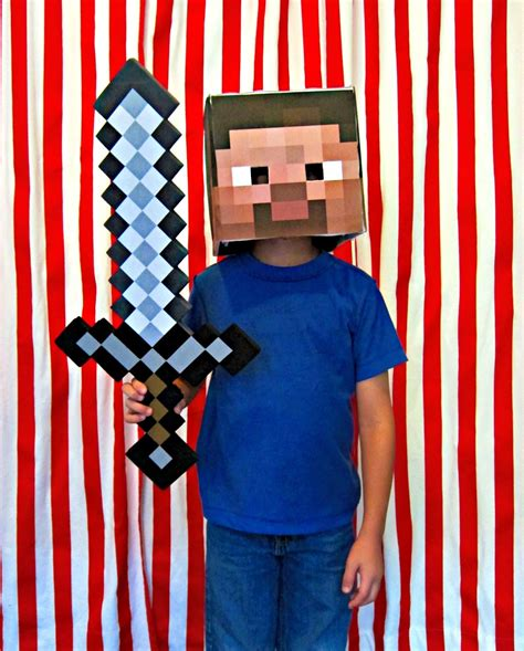 diy steve minecraft costume 15 diy costumes for with an educational