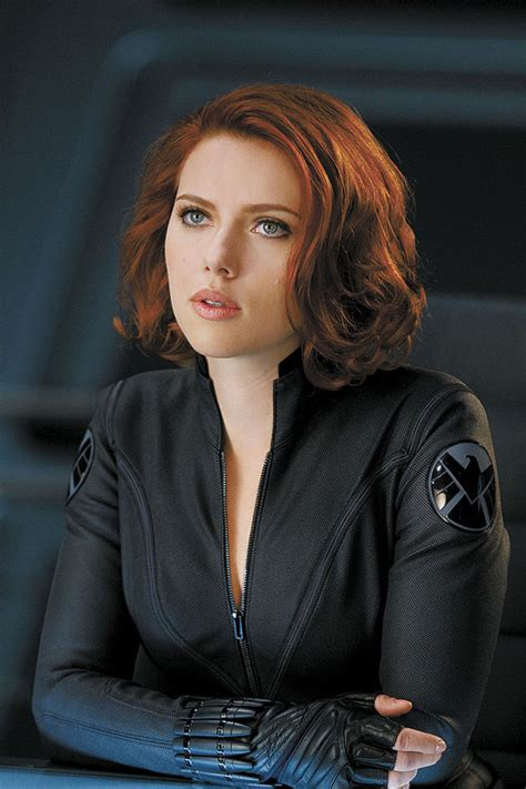 black widow black widow in quot the avengers quot black widow photo
