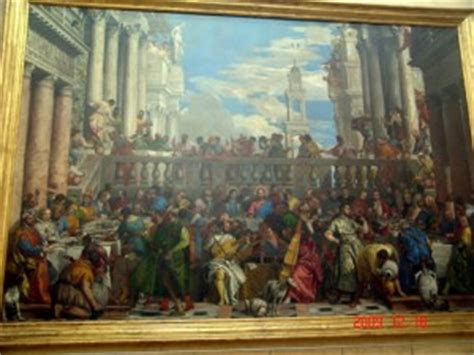 Wedding At Cana Essay by Sast Wingees Travelog 6 Third Photo Essay Louvre
