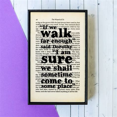 printable wizard of oz quotes wizard of oz quote print by bookishly notonthehighstreet com