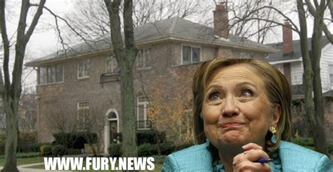 hillary clinton childhood home pics of hillary s childhood home surface destroys her