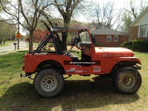 1975 Cj5 Jeep 1975 Jeep Cj5 304 V8