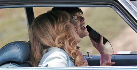 emma stone car emma stone sings in the car while playing billie jean king