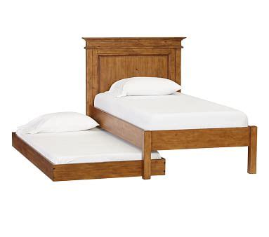 Pottery Barn Trundle Bed Assembly by Sommerset Trundle Pottery Barn