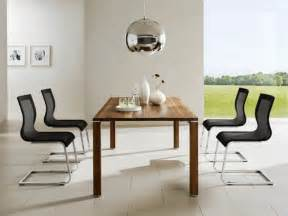 Modern Kitchen Table by Modern Kitchen Tables For Each Style Design And Interier