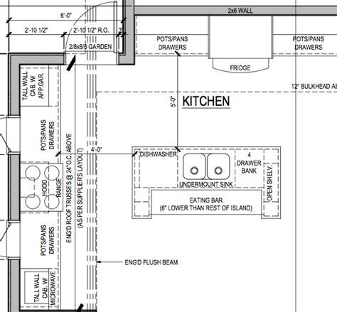kitchen with island floor plans journeynorth inspiration board kitchen