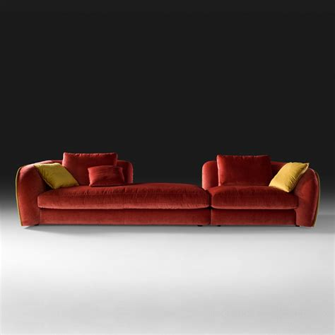 sofa furniture uk italian chaise style velvet designer modular sofa