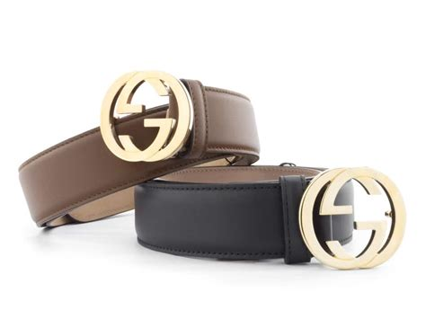 Sale Gucci 8100 Set gucci set of two leather belts prestige store luxury items with exceptional savings