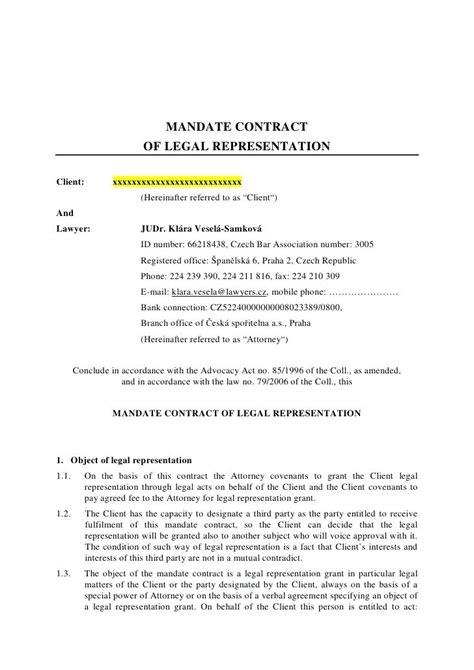 Agreement Letter Adalah letter of representation citybirds club
