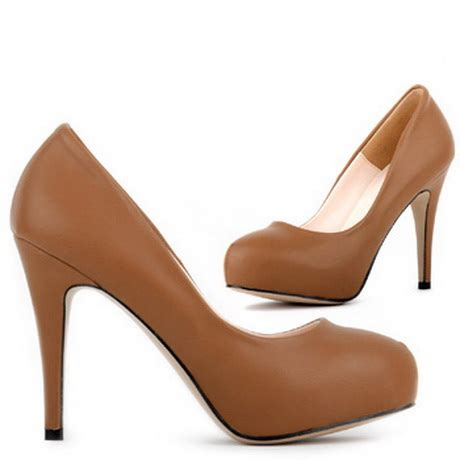brown high heel brown high heels