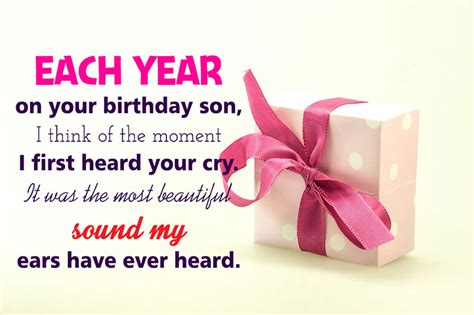 Ee  Birthday Ee   Wishes For Son Happy  Ee  Birthday Ee   Son Messages