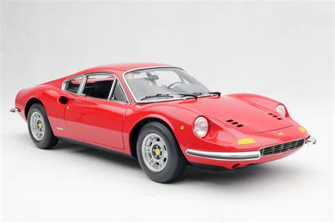 large scale yngve ekstr 246 dino 246 gt 1969 scale model cars