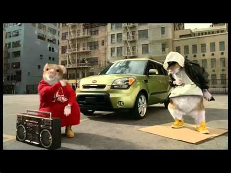 Kia Hamsters Rock Kia Hamsters Bowl Commercial