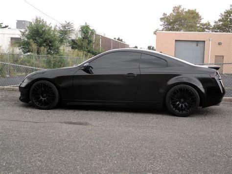 all black infiniti 03 04 05 06 07 infiniti g35 coupe jdm modification 26 jpg