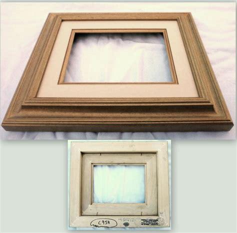 cornici per foto in legno cornici cornice barocco in legno e pass per tele su telaio