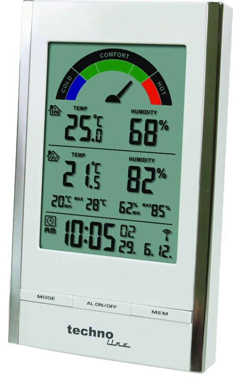 humidity comfort level outdoor technotrade hygrometer humidity temperature meter indoor