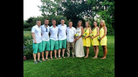 casual backyard wedding wedding pinterest casual