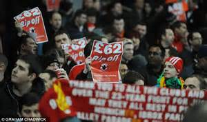 arsenal away tickets liverpool fans protest against arsenal ticket prices