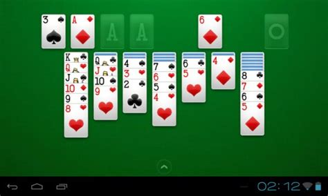 solitaire for android play cards on android with solitaire free solitaire app for android