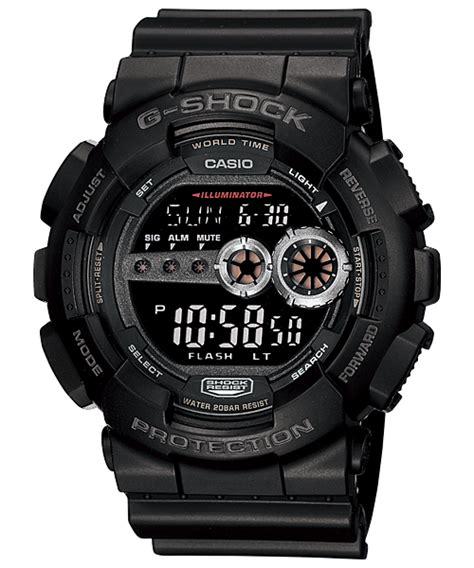 Casio Original 100 Gd 100 1a gd 100 1b standard digital g shock timepieces casio